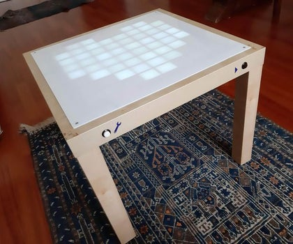 Animation Coffee Table