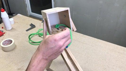 Installing LED Panel