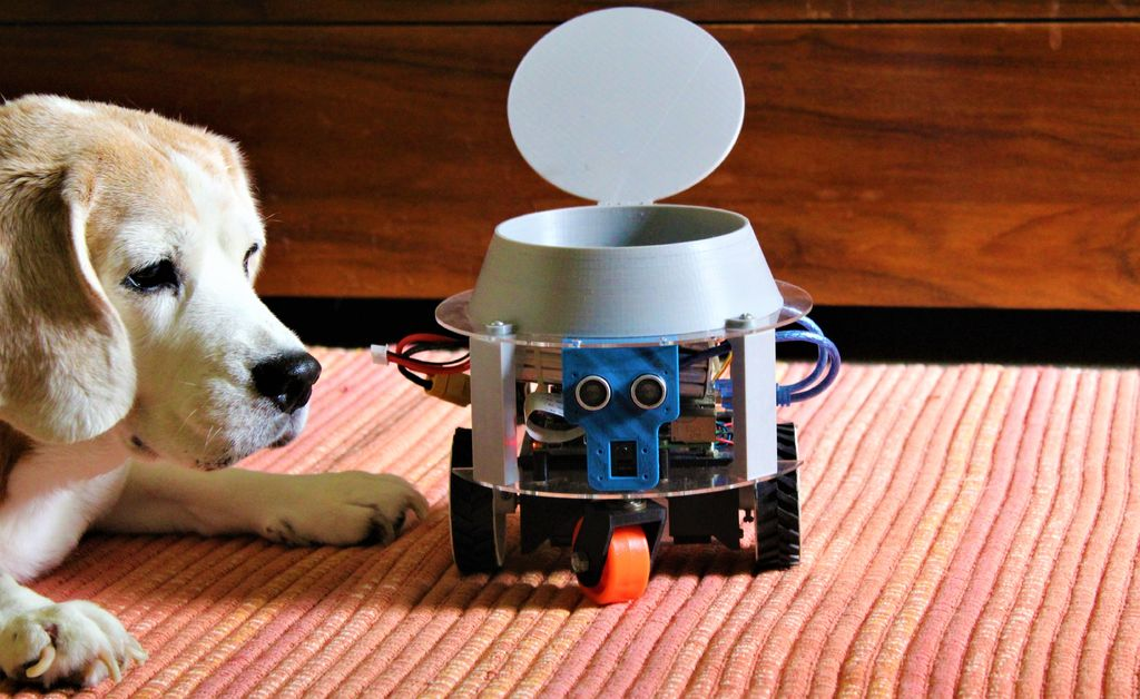 Picture of Arduino and Raspberry Pi Powered Pet Monitoring System