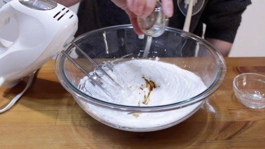 Vanilla Extract and Stiff Peaks