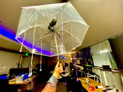The JellyFish: Improvisable Immersive Group Sound Experience