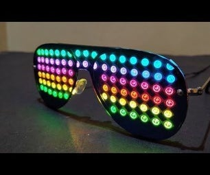 DIY |RGB护目镜