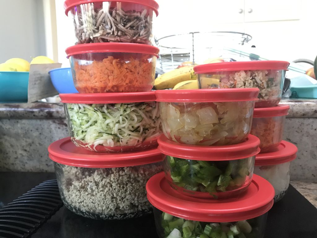 Picture of Time to Cook - Prep Day for the Week Ahead
