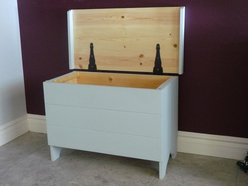Picture of Make a Six Board Chest With Home Center Lumber