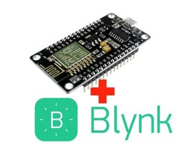 Controlling an LED Using NodeMCU WiFi Module and Blynk App