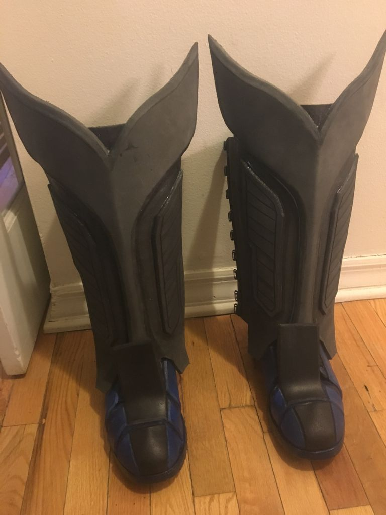 Picture of Shins and Knees