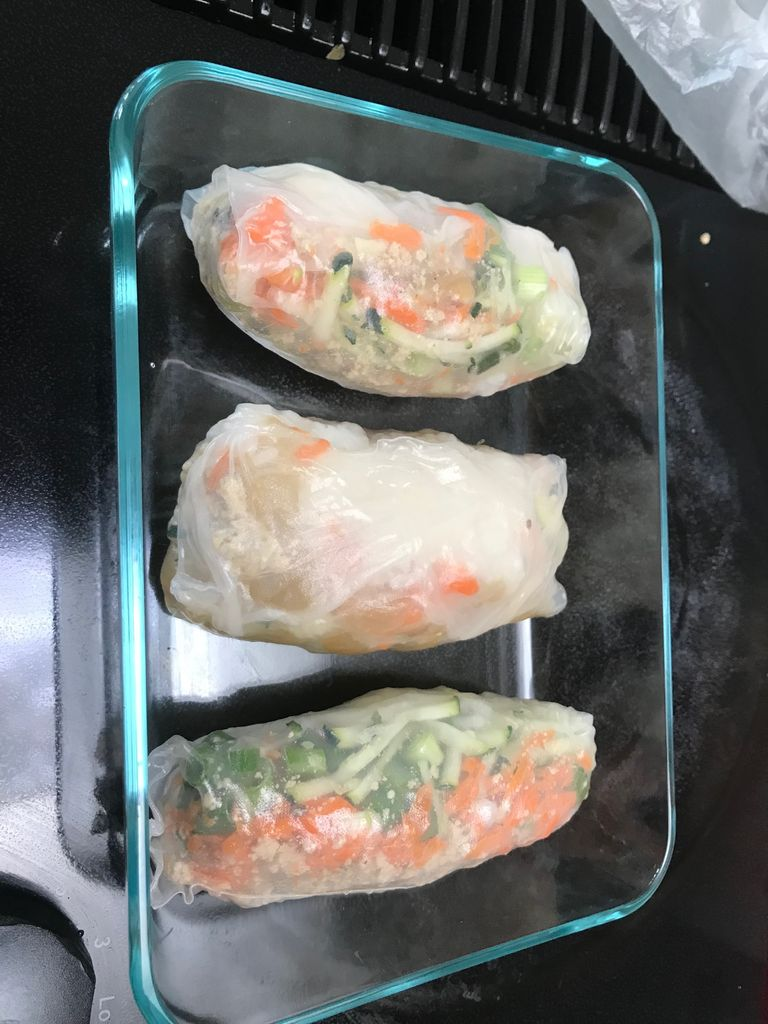 Picture of Putting It All Together - Spring Rolls