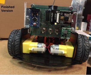 ESP32 Camera Robot - FPV