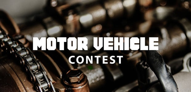 Motor Vehicle Contest