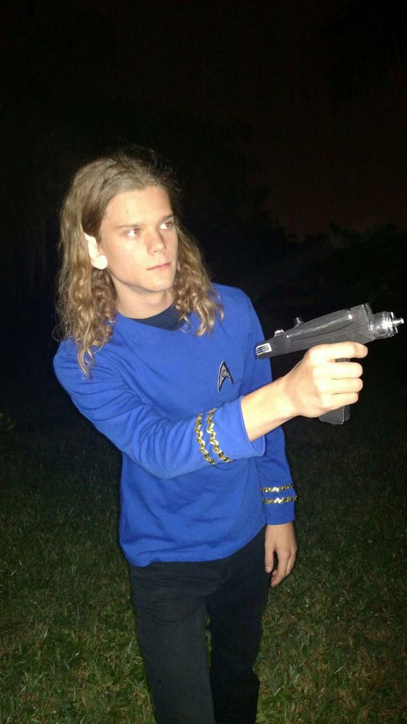 Picture of Working Star Trek Phaser