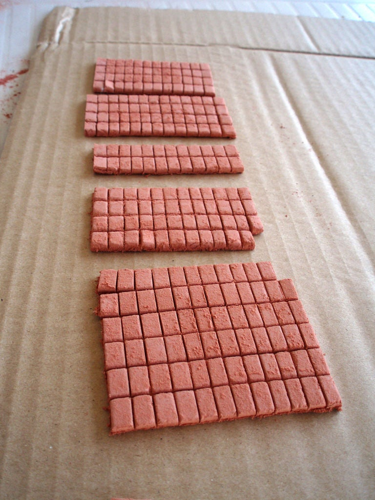 Picture of Cut Out Your Bricks!