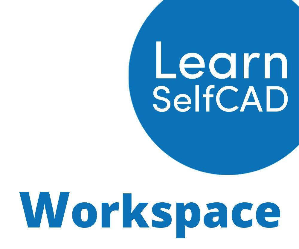 1.5. Workspace Settings | Learn SelfCAD