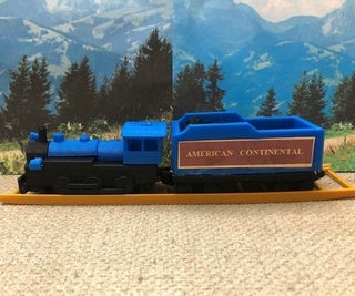 Mini Locomotive