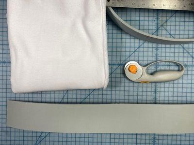 Cut Strips of 1/4 Inch EVA/Craft Foam
