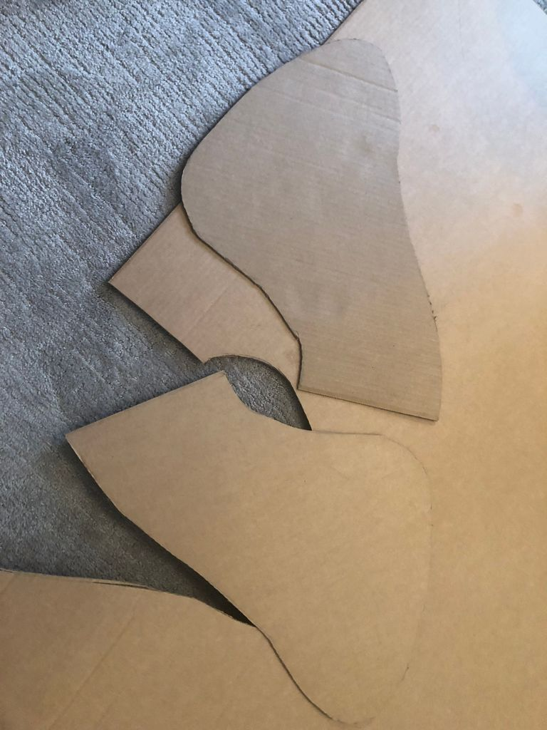 Picture of Making the Head Pieces