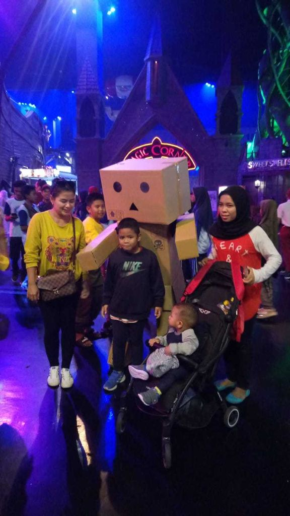 Picture of DANBO Card Board