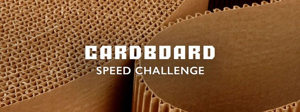 Cardboard Speed Challenge