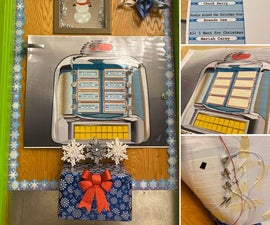 Makey Makey Winter/Holiday Jukebox