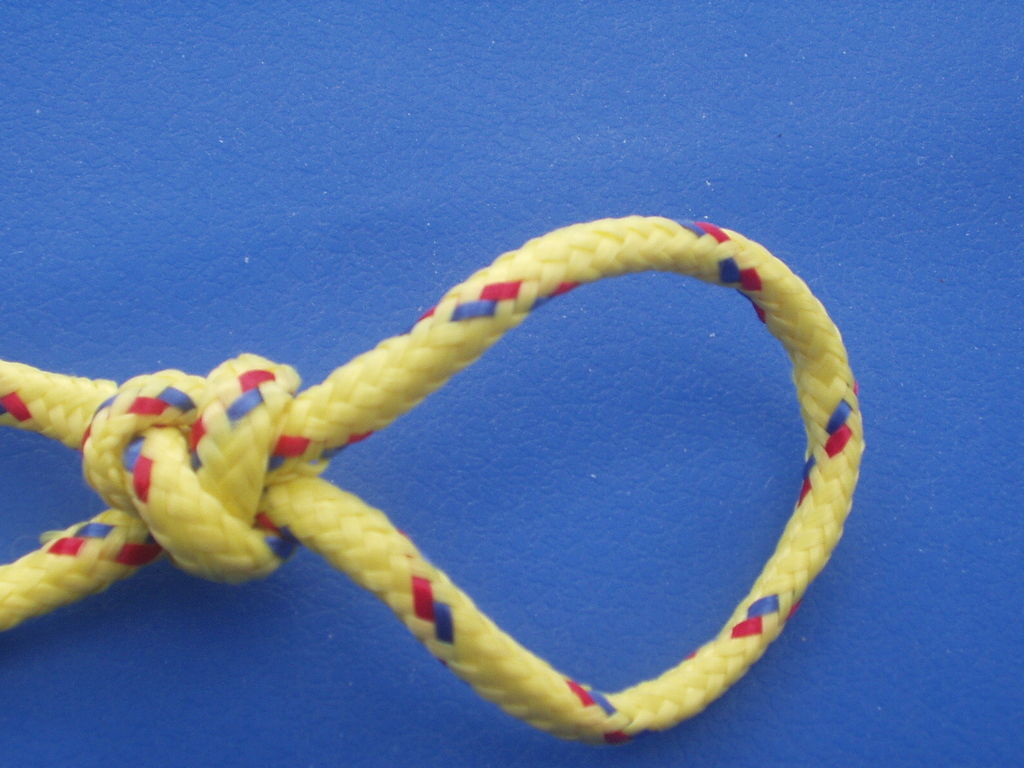Picture of Slipped Overhand Knot Lanyard