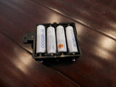 Remove the Battery Pack