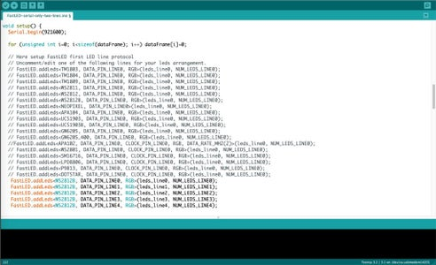Software- Arduino