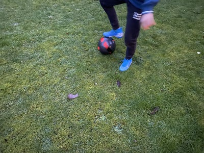 Pull the Ball Backwards