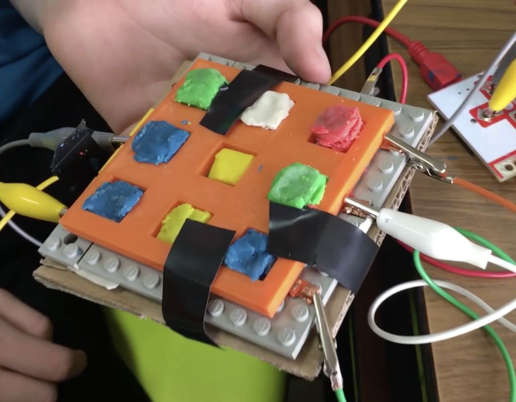 Picture of MAKEY MAKEY DIGITAL ORCHESTRA