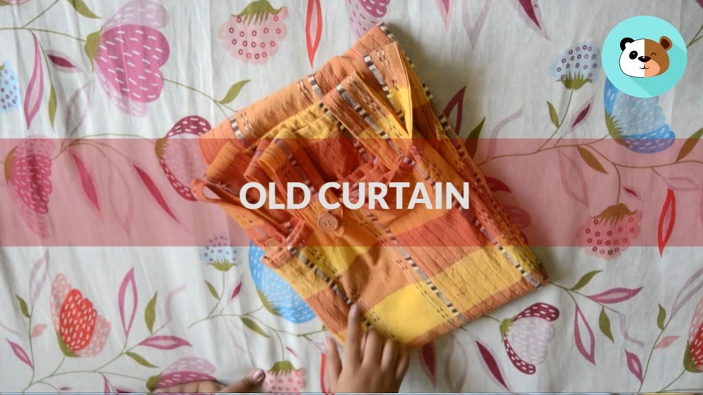 Picture of Take an Old Curtain