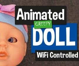 Animated WiFi Doll