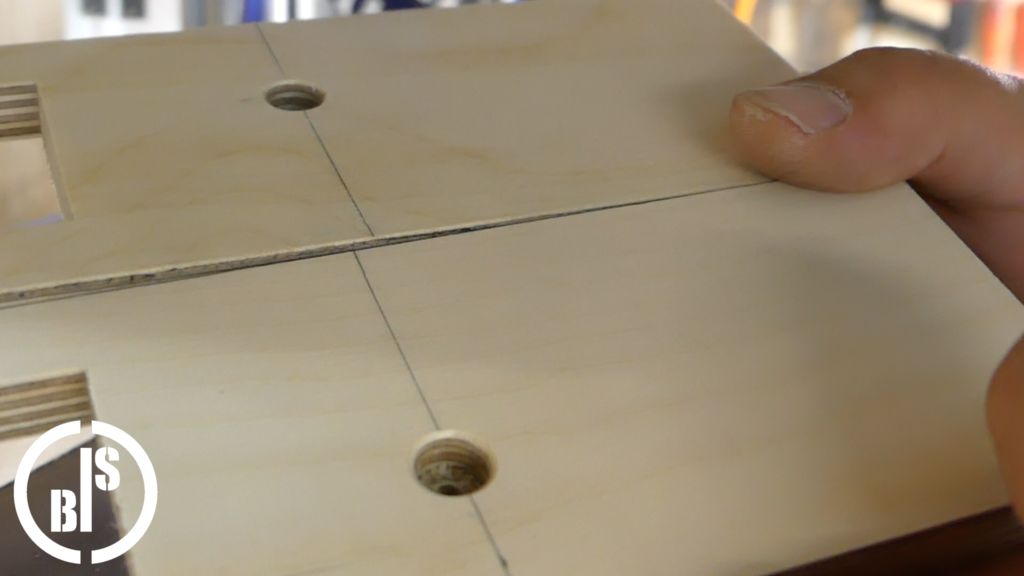 Picture of Cutting the Three Layers