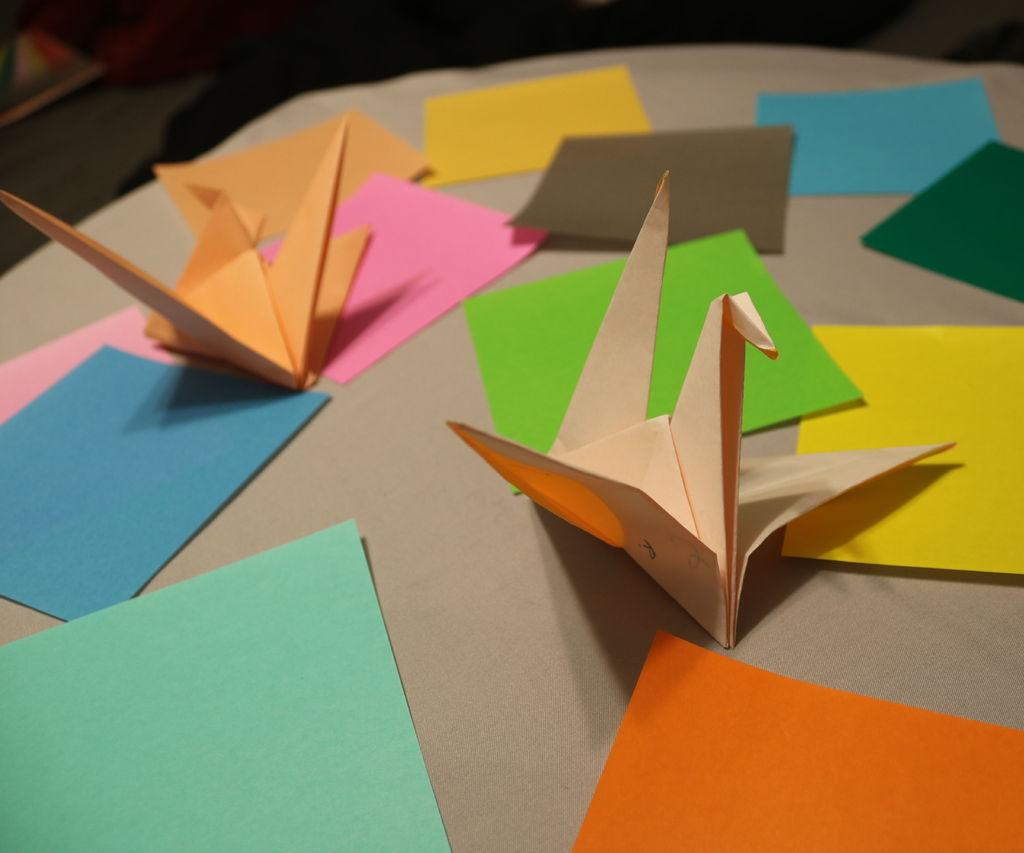 CP2: Origami Crane