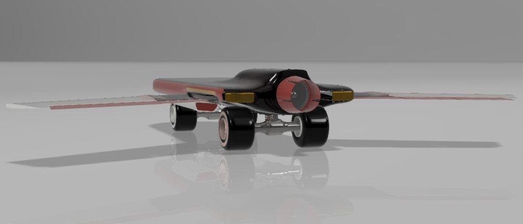 Picture of Contour-chasing Skateboard