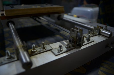 X-axis Bed