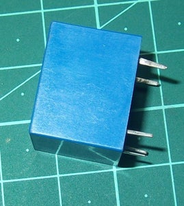 Creating Relay Module for Timer Switch