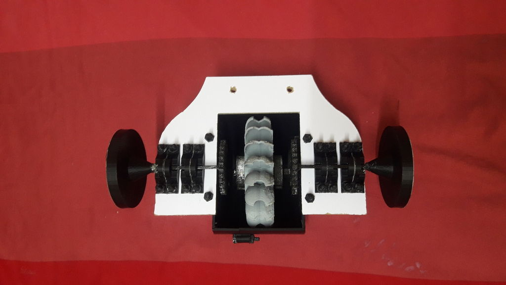 Picture of Forward Gear and Rear Assembly