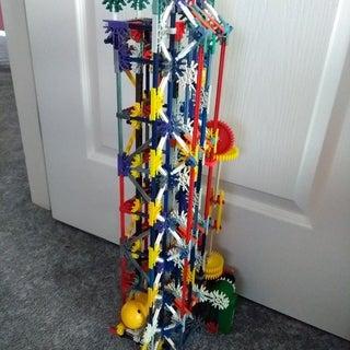 Knex Vertical Jigsaw Lift
