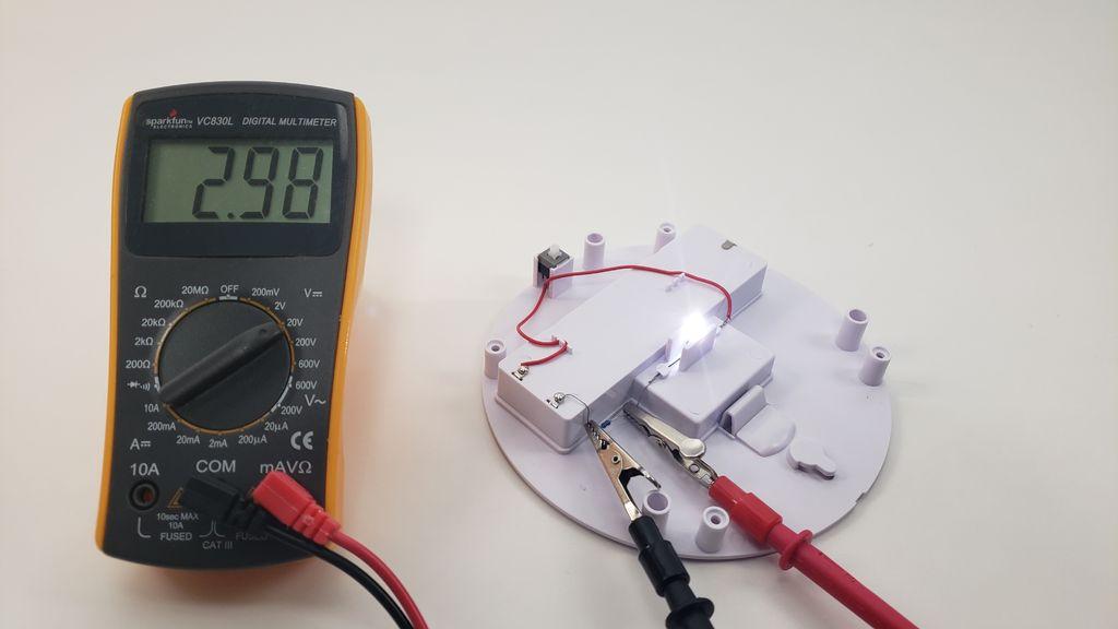 Picture of Determine Voltages