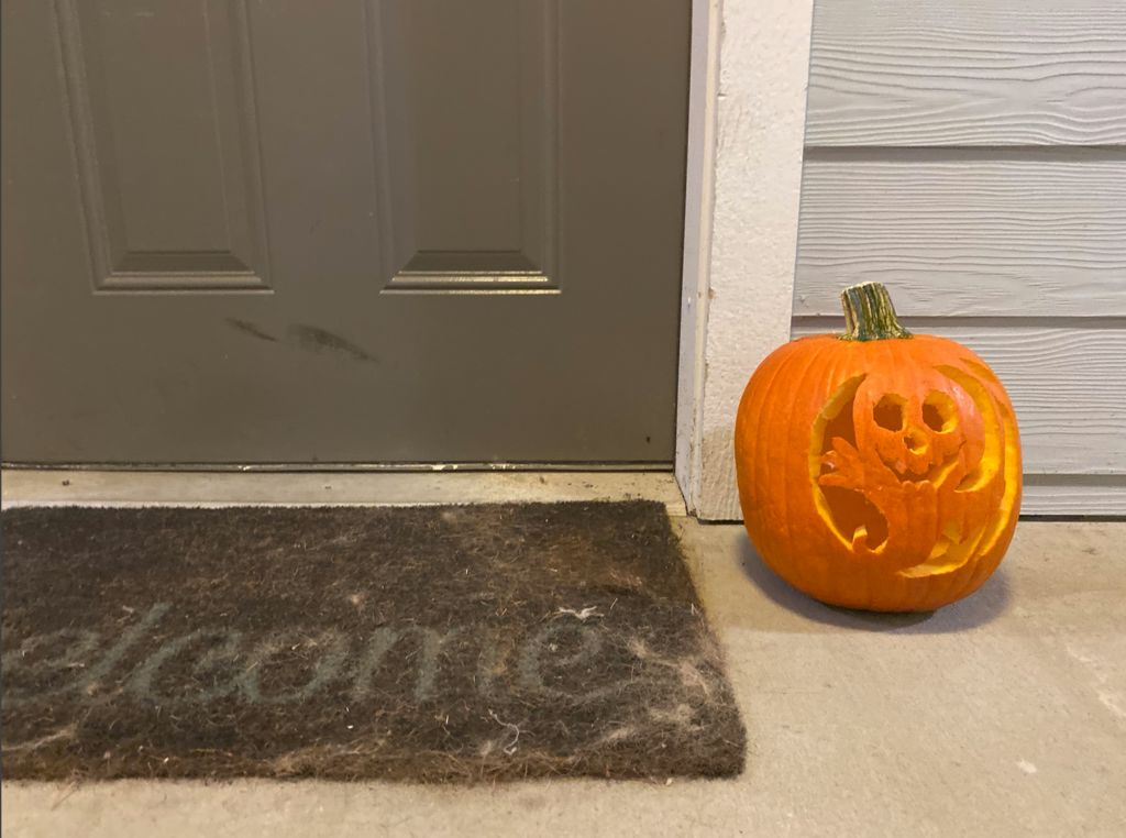 Picture of Mess-Free Pumpkin Carving!