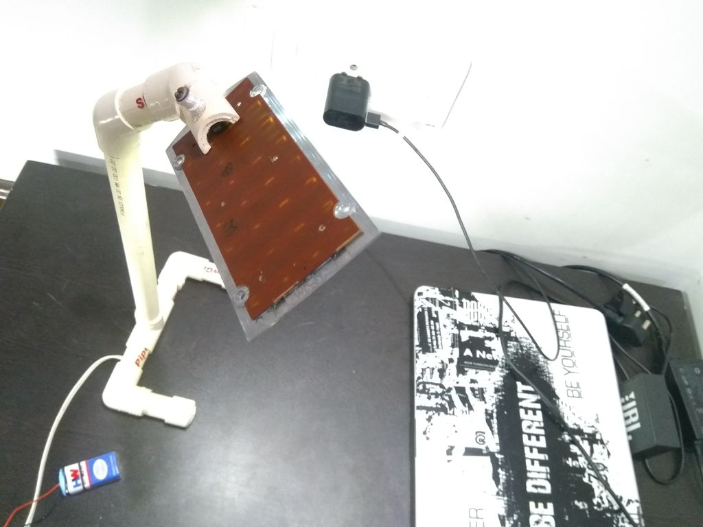 Picture of PVC LED STAND LAMP