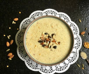 Quinoa Payasam/Kheer/Pudding (Vegan)