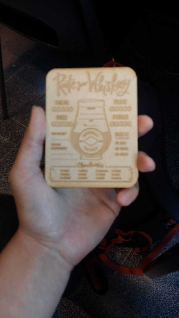Picture of Rate Your Whisky Coasters