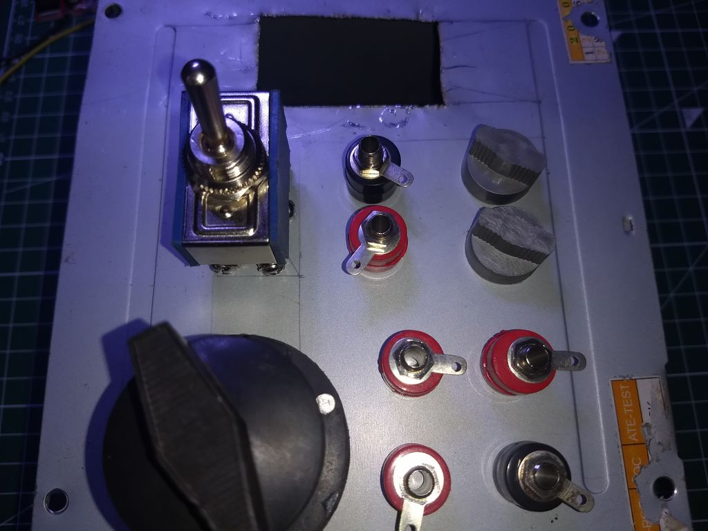 Picture of Building the Power Supply Case