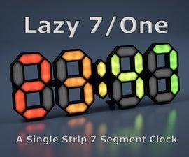 Lazy 7 / One