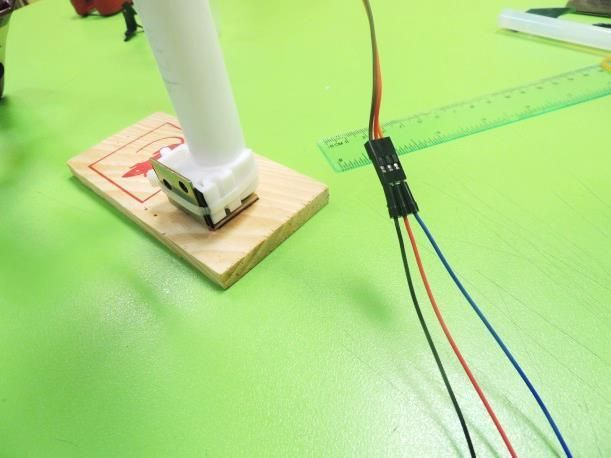 Picture of Wiring the Micro:bit: Remote Control