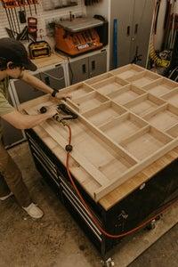 Create a Torsion Box