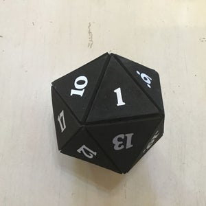 ROLL FOR INITIATIVE!  ROLL FOR DEXTERITY!  ROLL FOR LUCK!