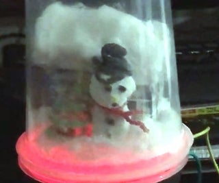 How to Make a Snow Globe With Music and Light Using Microbit