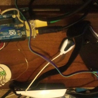 Mind-Controlled Traffic Light Using Arduino and MindFlex