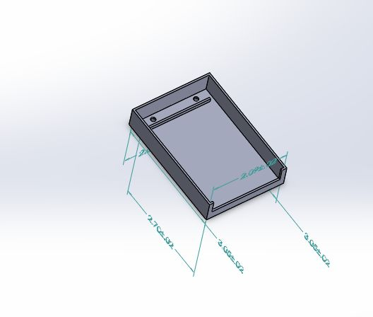 Picture of Arduino Holder