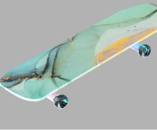 Super Skateboard